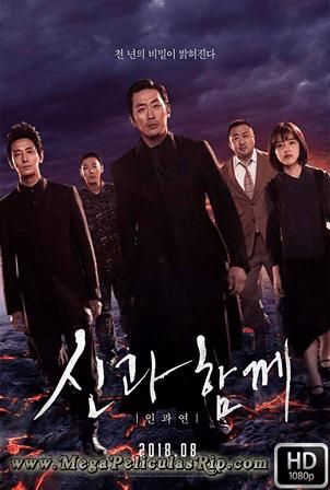 Junto A Los Dioses: Los Ultimos 49 Dias [1080p] [Latino-Coreano] [MEGA]