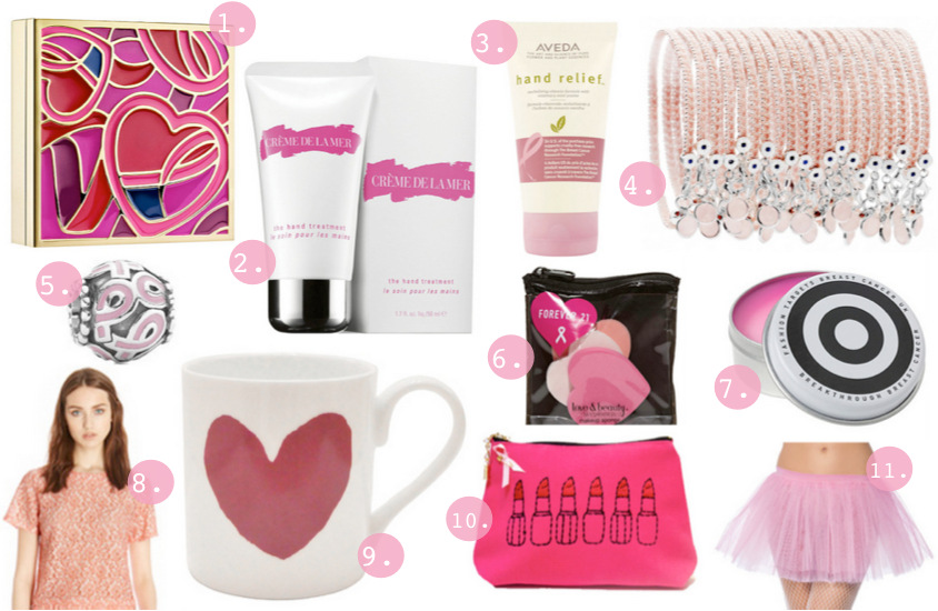 Breast Cancer Awareness Month + Giveaway