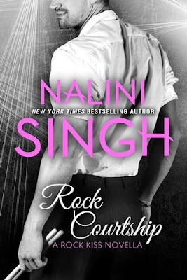 #ARCBookReview: Rock Courtship by Nalini Singh
