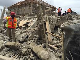 Ambode sacks agency's GM, two others over Lekki collapsed building