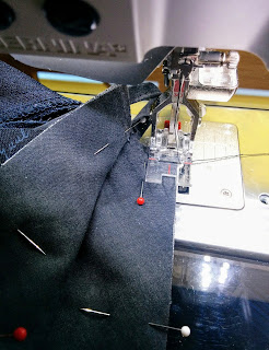 Creates Sew Slow: Sewing the french seam