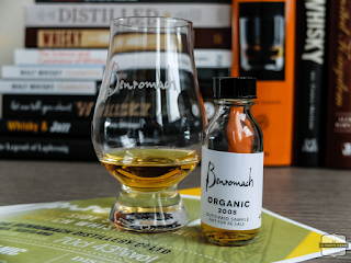 Benromach Organic 2008 official sample