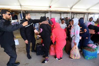 Libya Repatrites Another 159 Nigerians (Photos) 3