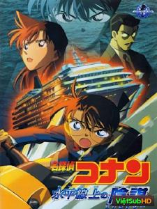 Thám Tử Conan Movie 9: Âm Mưu Trên Biển