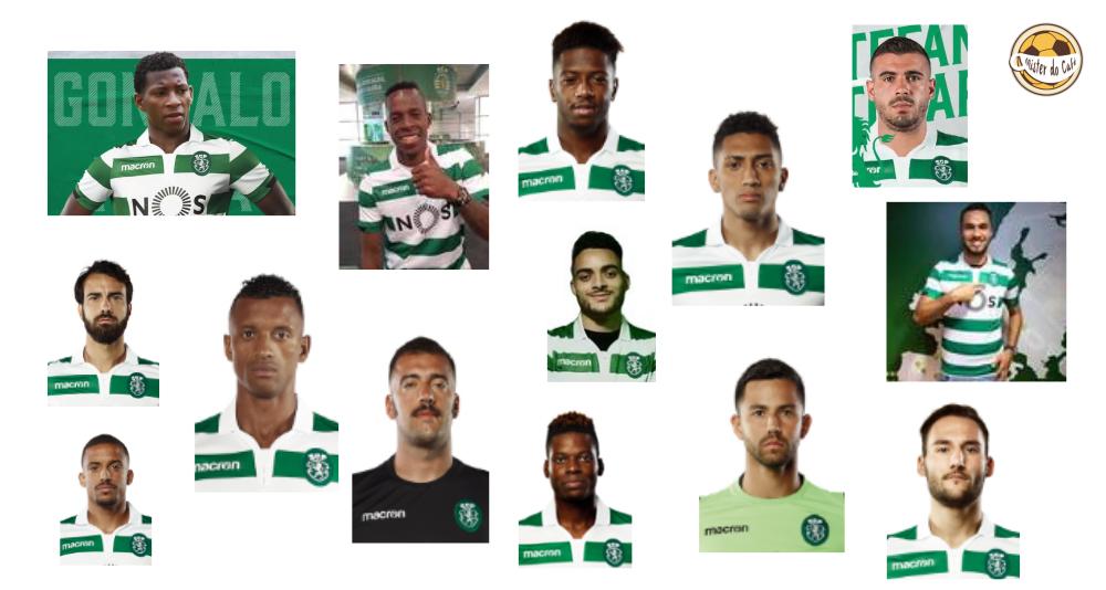 32ab78bf2cb Mister do Café  Sporting foi o clube português que mais investiu no ...
