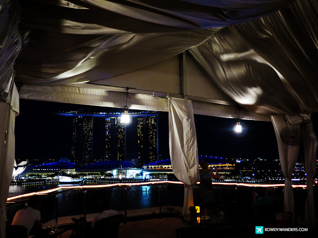 bowdywanders.com Singapore Travel Blog Philippines Photo :: Singapore :: The Lighthouse Restaurant & Rooftop Bar: Possibly The Best Roof Top View in Singapore