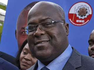 Congo: Opposition leader Tshisekedi wins presidential vote