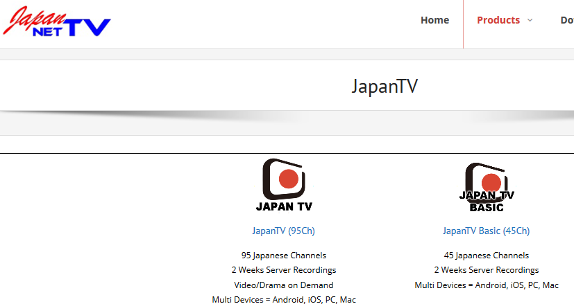 Nobu's Japan TV Special -- how you can watch it on the net