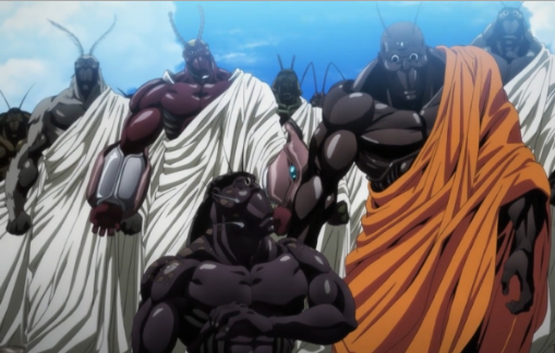 Download Anime Terra Formars: Revenge Episode 13 [Subtitle Indonesia]