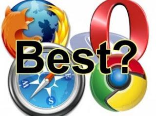 5 Alternatif Browser Terbaru Untuk Ponsel Selain Google Chrome dan Safari