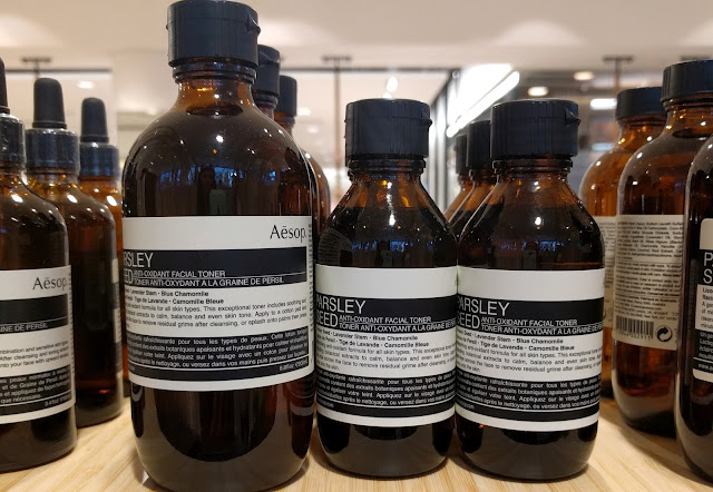 Aesop Skincare Vancouver Pop Up