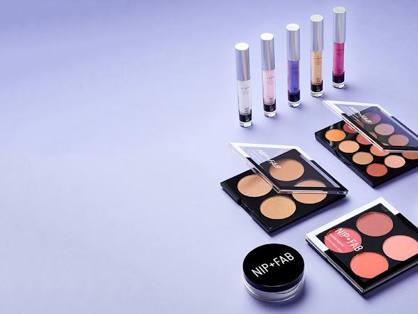 New Makeup: Nip + Fab