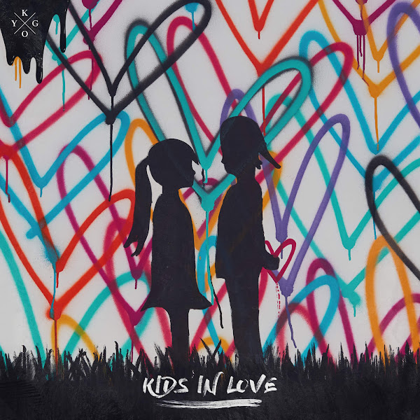 Kygo - Kids in Love (feat. The Night Game & Maja Francis) - Single Cover