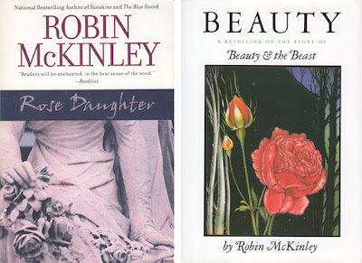 Beauty by Robin McKinley & Rose Daughter by Robin McKinley