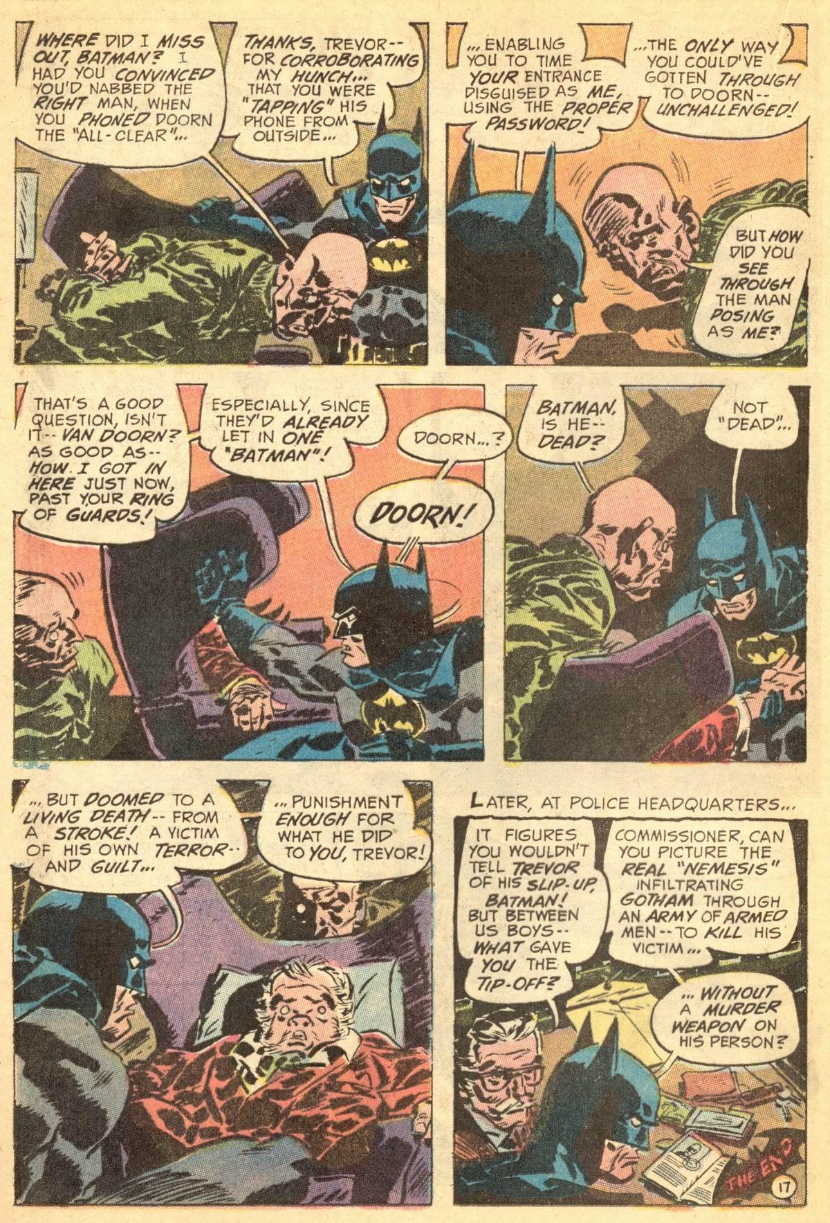Detective Comics (1937) 420 Page 21