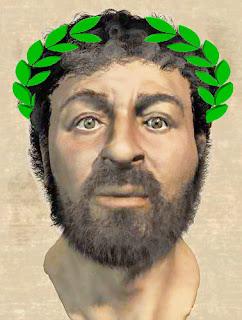 das wahre Gesicht von Julius Caesar rekonstruiert