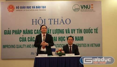 Các trường đại học Việt Nam nên lựa chọn tham gia bảng xếp hạng nào? - Ảnh 1