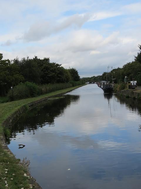 canal fishing loughborough soar