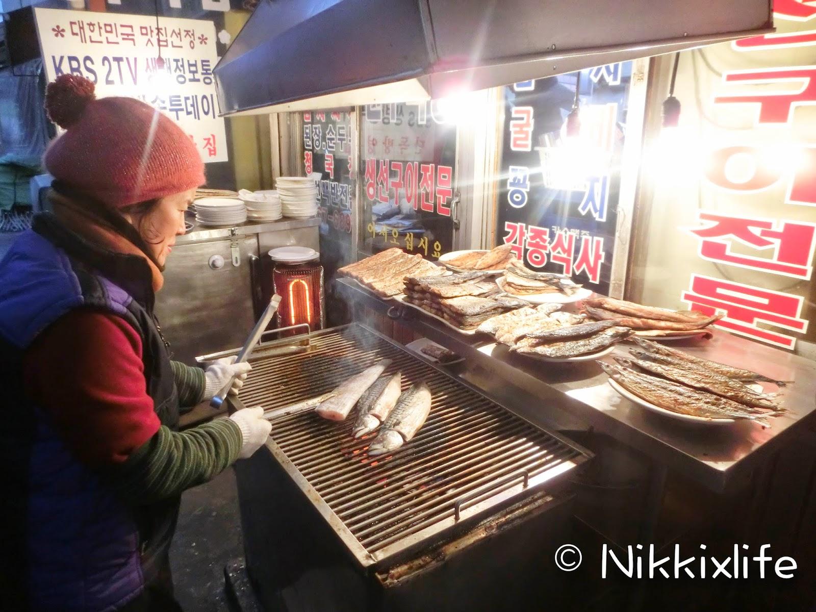 【首爾食記2015】東大門烤魚店全州食堂:即使以後很平凡這一節亦美好! 4