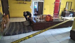 Asisten Rumah Tangga Tewas Disekap dengan Lakban