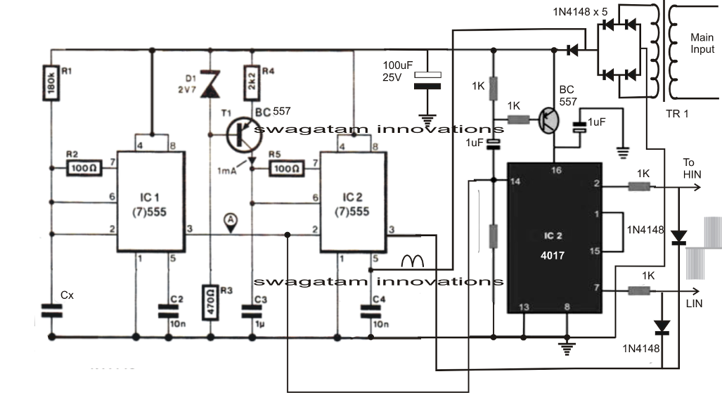 circuit moreover block diagram ac drive on variable power supply