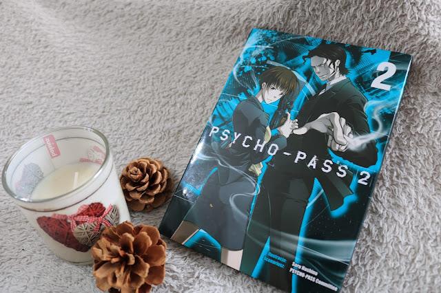 Saru Hashino, PSYCHO-PASS Committee - Psycho-Pass 2 t.2