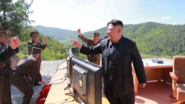 """Corea del Norte: """"EE.UU. está pasmado por nuestros logros en el ámbito nuclear"""""""