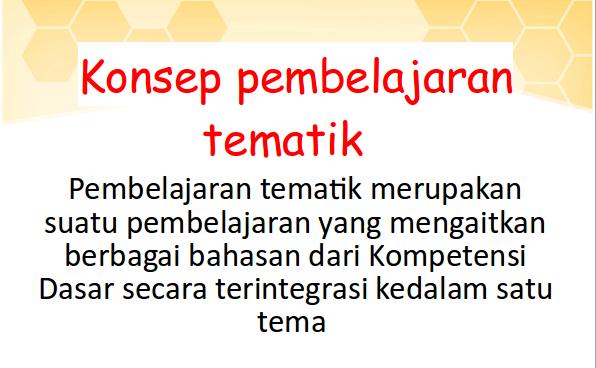 Pelaksanaan Pembelajaran Tematik PAUD Kurikulum 2013