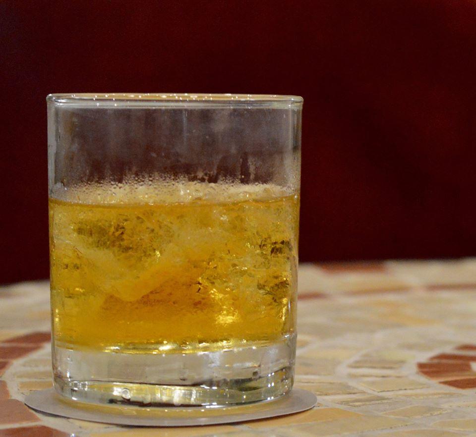 The all inclusive Cocktail menu at Blau Varadero, Cuba - whiskey
