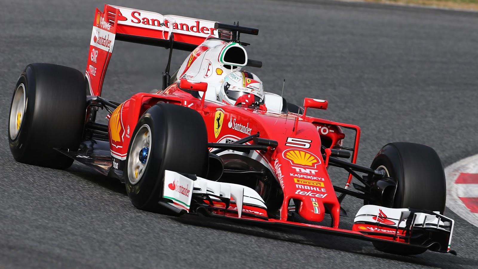 Scuderia Ferrari – SF16-H