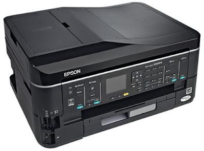 Epson Stylus SX620FW Driver Download