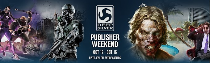 Steam Publisher Weekend, Up to 80% Off On Deep Silver Games