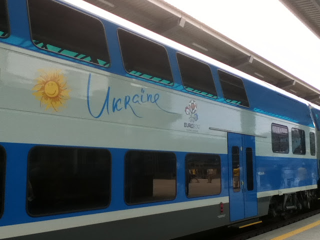 Ukraine Train, Kharkiv