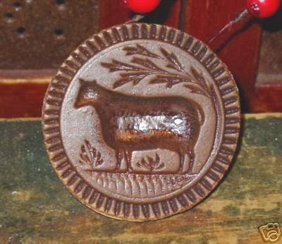 Dogwood Farm Antique Butter Molds