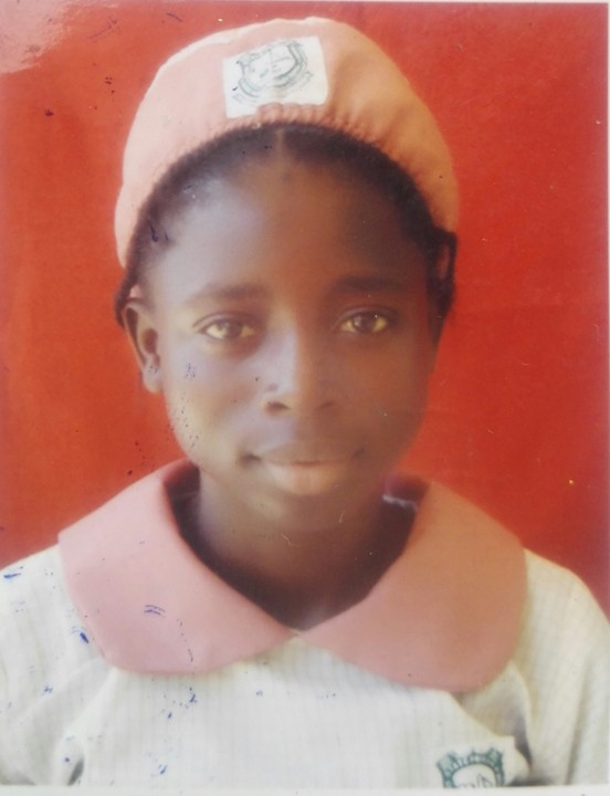 Have You Seen This Little Girl? She Is Missing (Picture)