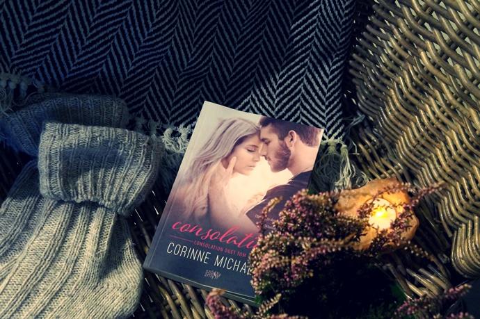 Książka pełna emocji- Consolation- Corinne Michaels