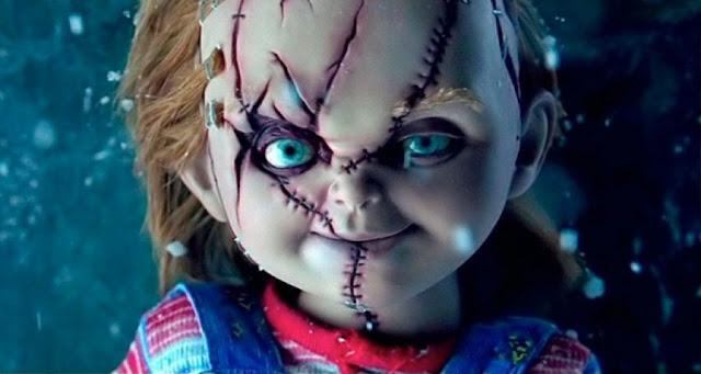 Chuck - boneco assassino