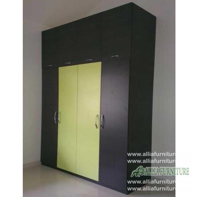 lemari pakaian minimalis unit cabinet u2