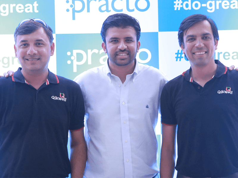 Qikwell, Acquired By Practo, Now The Largest Healthcare Appointment Booking Platform!