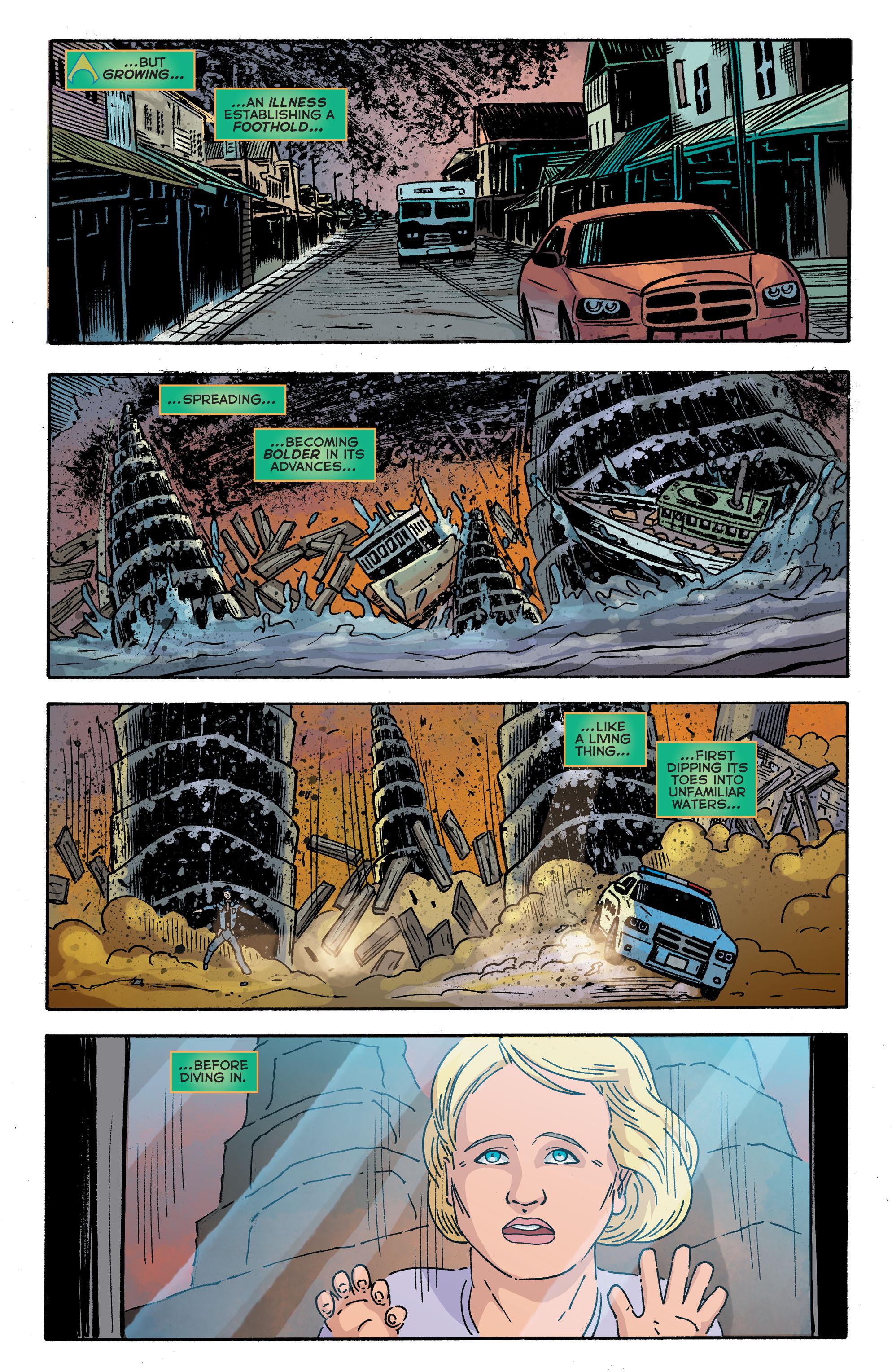 Read online Aquaman (2011) comic -  Issue #42 - 13