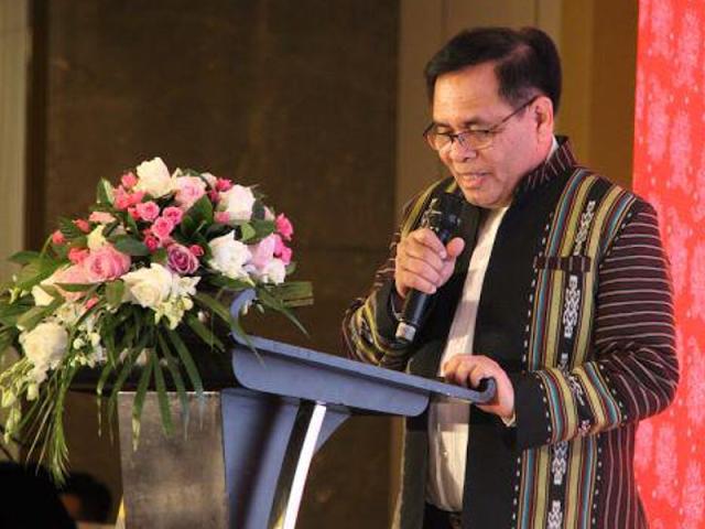 Djauhari Oratmangun Sebut Alasan Indonesia dan Sichuan Ditakdirkan Bekerjasama