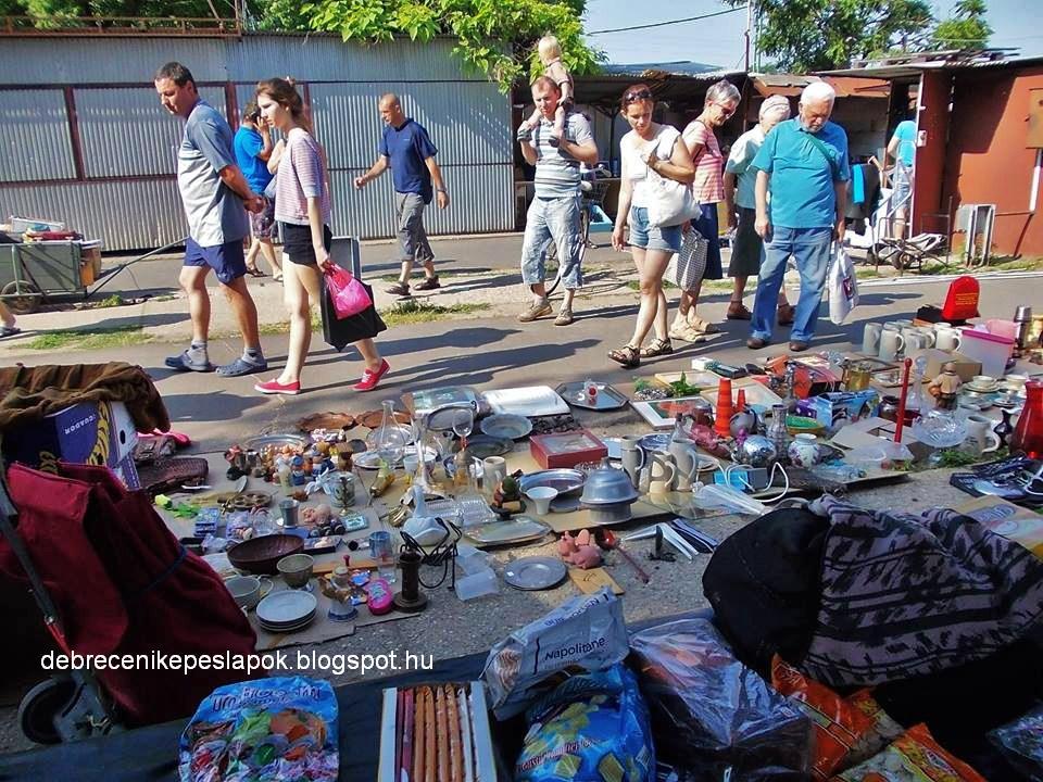 Debreceni Képeslapok: A Zsibi