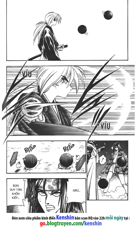 Rurouni Kenshin chap 47 trang 10