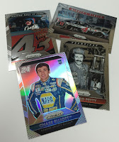 #NASCAR Team Properties And Panini America  Release First Trading Card Set