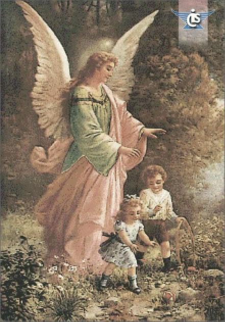 angel children playing - photo #30