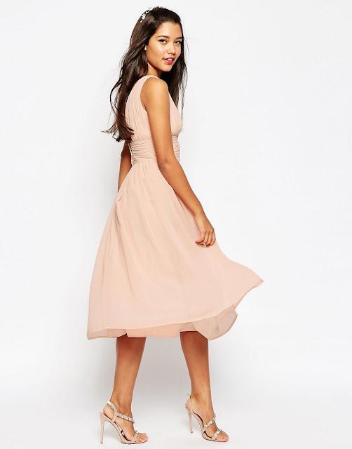 que vestidos andan de moda