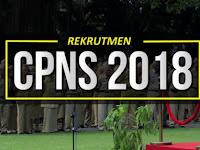 Cara Mendaftar CPNS 2018 Melalui SSCN.BKN.GO.ID