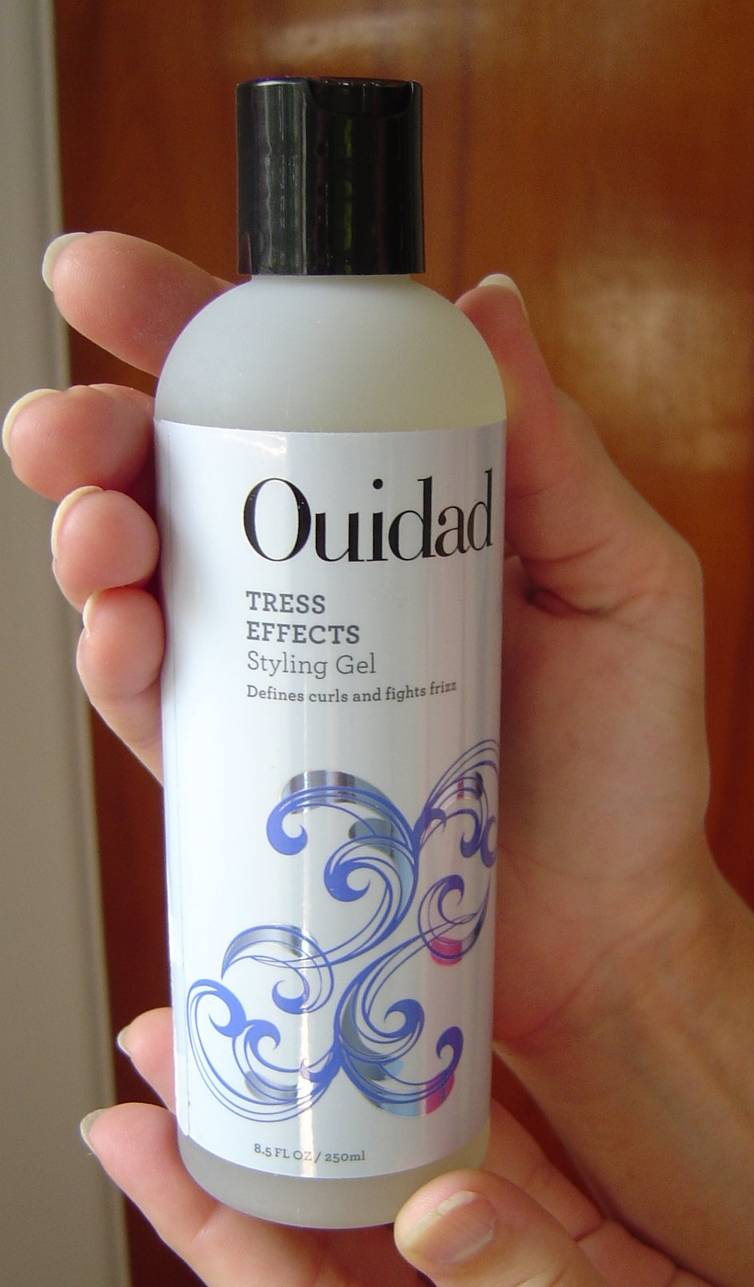 Ouidad Tress Effects Styling Gel
