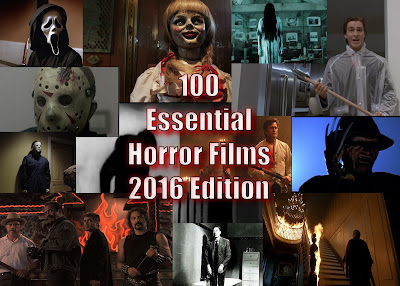 new movies 2016 list horror