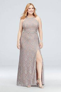 Best Signature Davids Bridal For Plus Size Girls Women Fashion